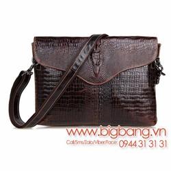 Túi xách đựng Ipad Da Bò - 091