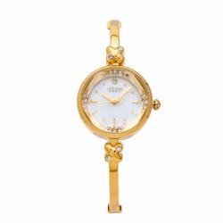Đồng hồ nữ dây thép không gỉ JULIUS 1084
