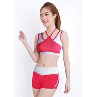 Bộ quần áo tập thể dục thẩm mỹ TM039