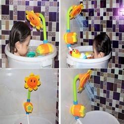 vòi tắm cho bé