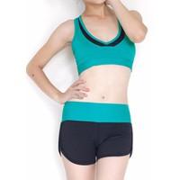 Bộ quần áo tập thể dục thẩm mỹ TM033
