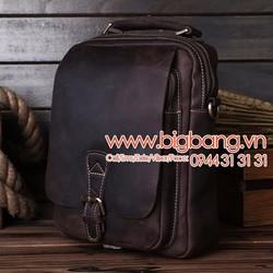 Túi xách đựng Ipad Da Bò - 095