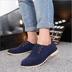 Giày Nam kết hợp quần jean kaki rất đẹp
