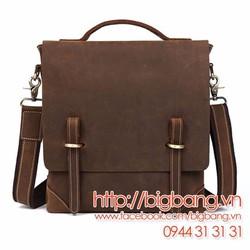 Túi xách đựng Ipad Da Bò - 073