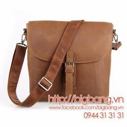 Túi xách đựng Ipad Da Bò - 080