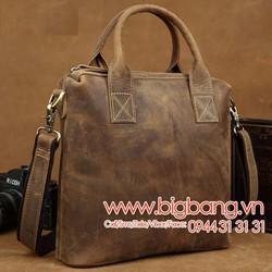 Túi xách đựng Ipad Da Bò - 093