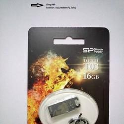 USB Silicon Power Touch T03 16GB Bạc phiên bản ngựa