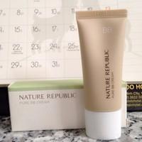 [chính hãng] Kem trang điểm Nature Republic Pure BB Cream