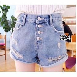 short jean nữ 324