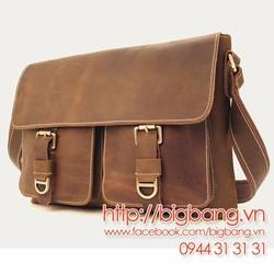 Túi xách đựng Ipad Da Bò - 067