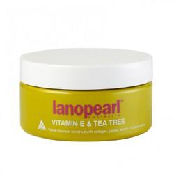 Sữa rửa mặt Lanopearl tinh chất Trà xanh và Vitamin E 250ml