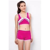 Bộ quần áo tập thể dục thẩm mỹ TM035