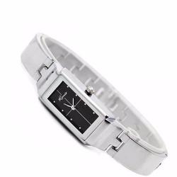 Đồng hồ KIMIO K874L-S02 mặt đen dành cho nữ