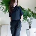 áo crop top vải xuất xịn