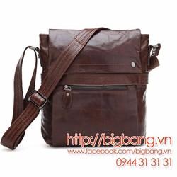 Túi xách đựng Ipad Da Bò - 050
