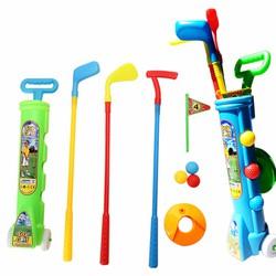 Bộ đồ chơi mô hình gậy golf