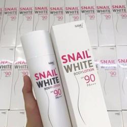 Kem Dưỡng Trắng Da Snail White Thái Cao Cấp