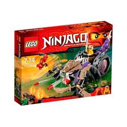 Lego Ninjago 70745 - Máy Nghiền Độc Xà