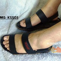Sandal Dr Martens da bò thật ,thời trang 2016 -  KSS03