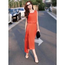 Đầm suông thiết kế nhẹ nhàng duyên dáng