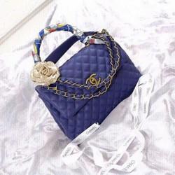 Túi xách Chanel Coco da dê