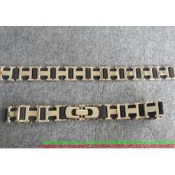 Thắt lưng nữ bản nhỏ chữ H dễ thương thun co giãn tốt TLD43