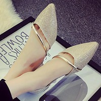 Giày bệt kiểu dáng sang trọng cho bạn gái thêm nổi bật-144