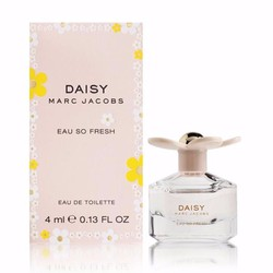 Nước hoa Nữ MARC JACOBS Daisy Eau So Fresh EDT 4ml
