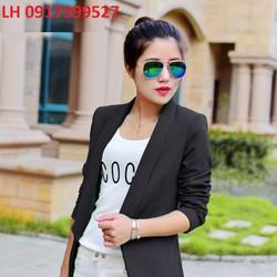 áo vest nữ áo vest công sở thời trang Hàn Quốc mới R16AKVN45