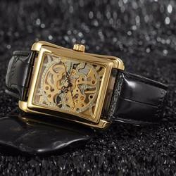 Đồng hồ cơ bán tự động  Winner AL35,