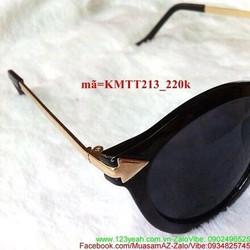 Kính mát Miumiu phong cách thời thượng sành điệu KMTT213