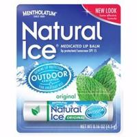 Son dưỡng Natural Ice bạc hà
