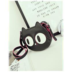 Túi xách nữ đeo chéo hình mèo baby cực xinh xắn màu đen
