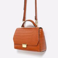 Túi Zara Croc Mini City Bag