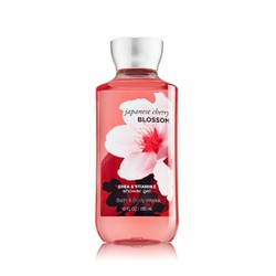 HÀNG XÁCH TAY Gel tắmBath and Body Works Japanese Cherry Blossom