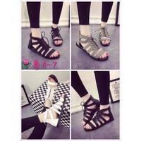HÀNG CAO CẤP LOẠI I - Giày sandal cá tính