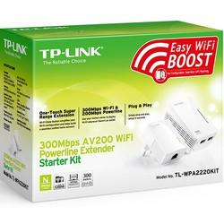 Thiết bị nối mạng qua đường dây điện có wifi TP-LINK TL-WPA2220KIT