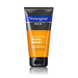Sữa Rửa Mặt Trị Mụn NEUTROGENA Men Skin Clearing Acne Wash