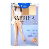 Quần tất nữ Sabrina chống tia UV - Hàng nội địa Nhật M-L  màu đen