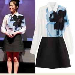 Hàng nhập_Chân váy Song Hye Kyo- Phong cách Hàn Quốc-V03