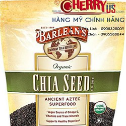 Hạt Chia Barlean s Organic 1.02kg