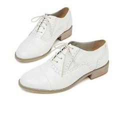 Giày Oxford nữ