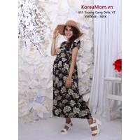 Đầm bầu BST hè 2016 KoreaMom.vn