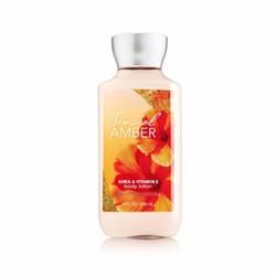 Sữa dưỡng thể Bath and Bodyworks Sensual Amber 236ml