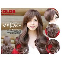 Bộ tóc giả mái xéo Hàn Quốc
