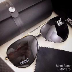Kính cao cấp Mont Blanc 275 - Tròng POLARIZED - FullBox