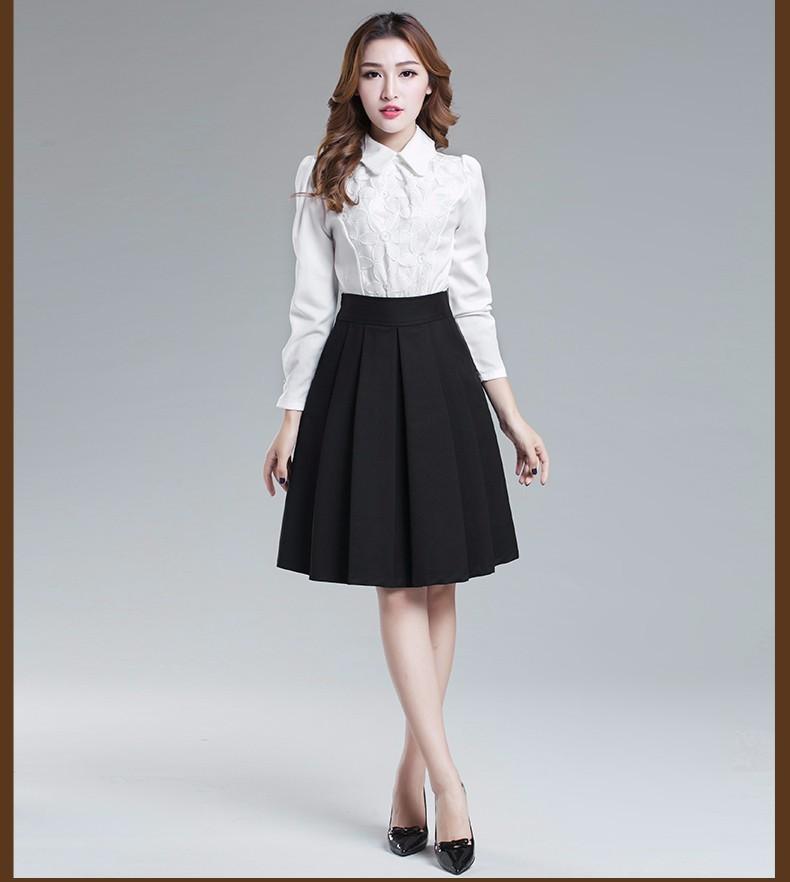 Kết quả hình ảnh cho BST chân váy mini thời trang trẻ duyên dáng