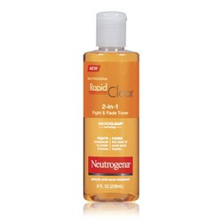 Neutrogena Rapid Clear 2 in 1 Fight and Fade Toner