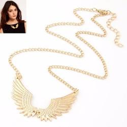 Dây chuyền đôi cánh thiên thần vàng