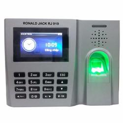 MÁY CHẤM CÔNG RONALD JACK RJ919 - TTShop
